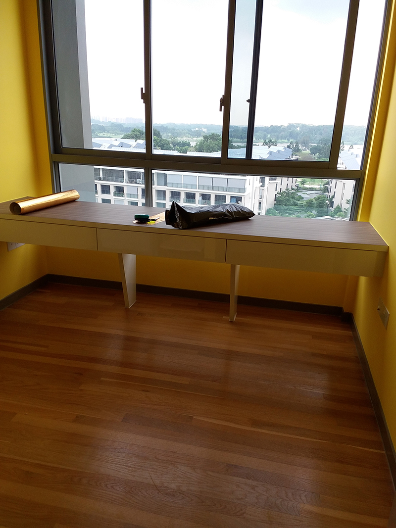 Tiling Contractor in Singapore