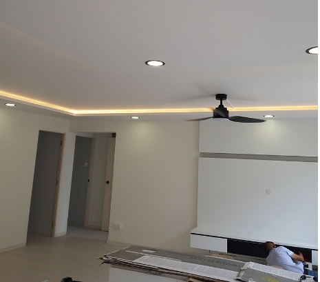 All You Need To Know About Light and Ceiling Fan Installation in Singapore